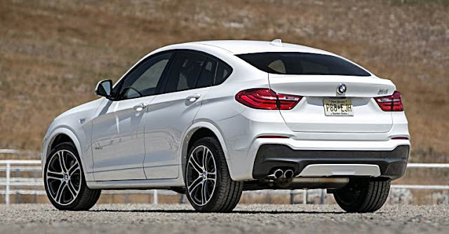 2016 Bmw X4 M40i Price And Release Date