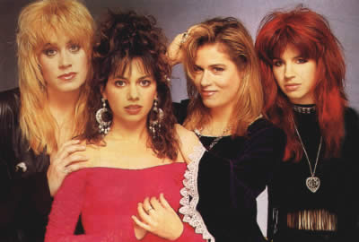 80s sexy female music groups