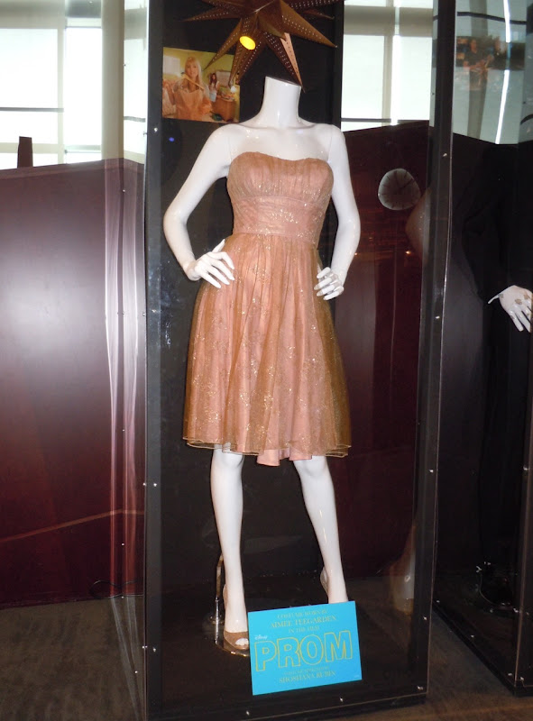 Nova Prescott Disney Prom dress