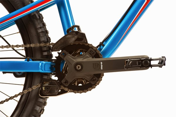 2015 Transition Ripcord Drivetrain