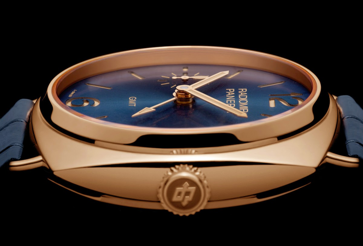Panerai Radiomir 3 jours GMT Or rouge Radiomir-3-Days-GMT-Oro-Rosso-Pam598-side