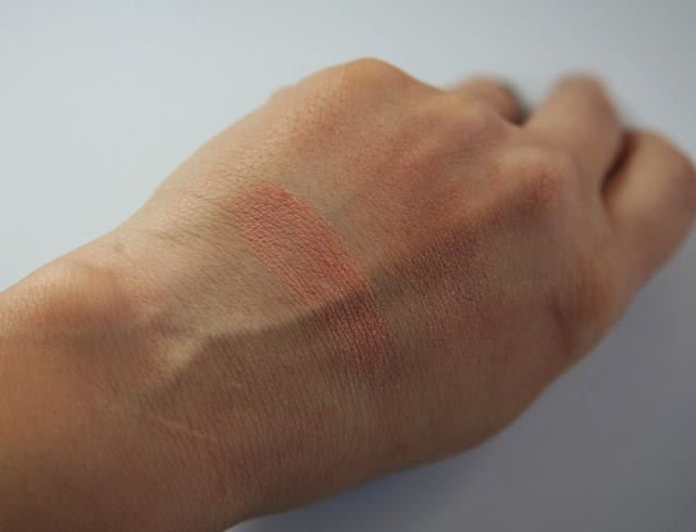 MAC Mineralize Blush Warm Soul Swatches