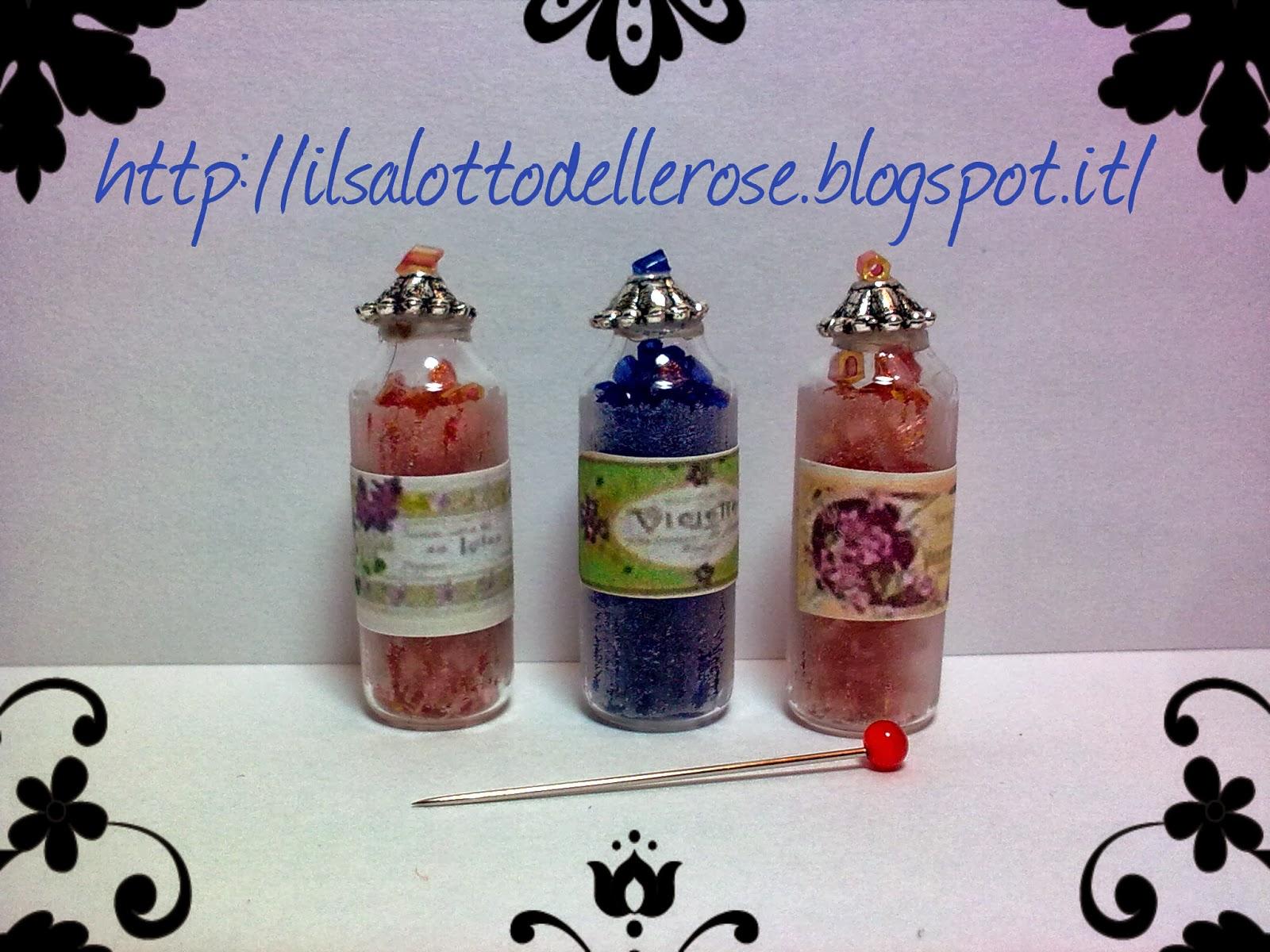 Il salotto delle rose sali da bagno profumi e relax - Droga dei sali da bagno ...