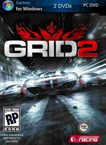 GRID 2-RELOADED Terbaru 2016 cover
