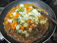 8 Kadai Vegetable Gravy