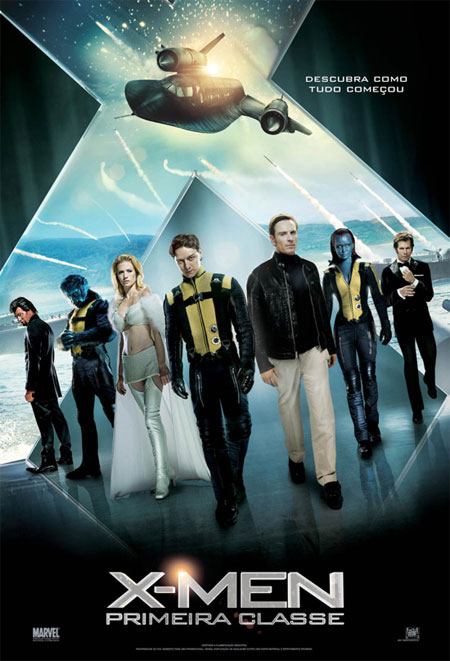 Download X-Men Primeira Classe TS V2 AVi