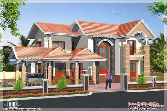 South Indian home design