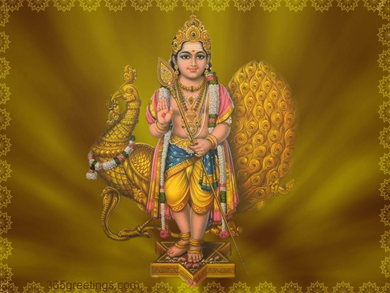 Gods Own Web Lord Subramanya Hd Wallpapers Lord Subramanya Lord
