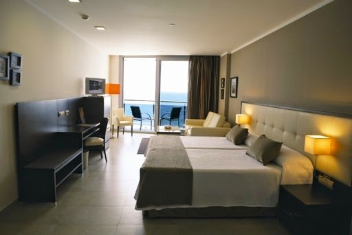 Habitación del Gran Hotel Sol y Mar