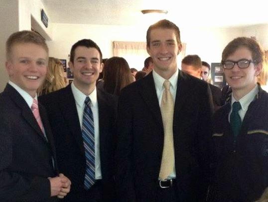 Missionary buddies