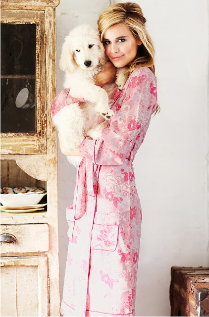 Deshabille Pink Hope Charity Sleepwear