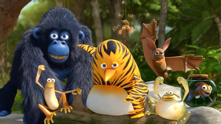 International kids film festival awards 2015 for animated children