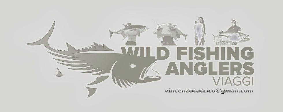 Wild Fishing  Anglers