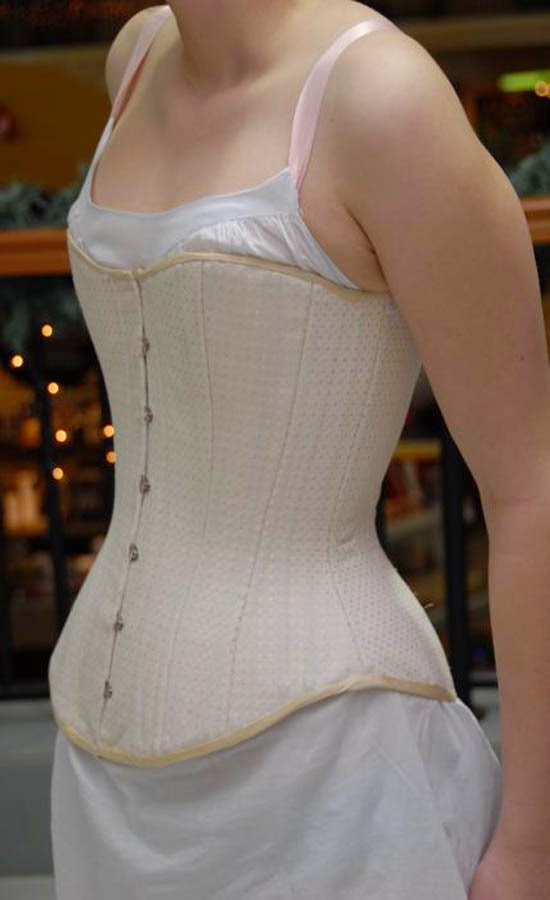 Is the use of corsets, safe for the body?