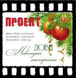 """ФОТОПРОЕКТ """"Новогоднее убранство"""""""