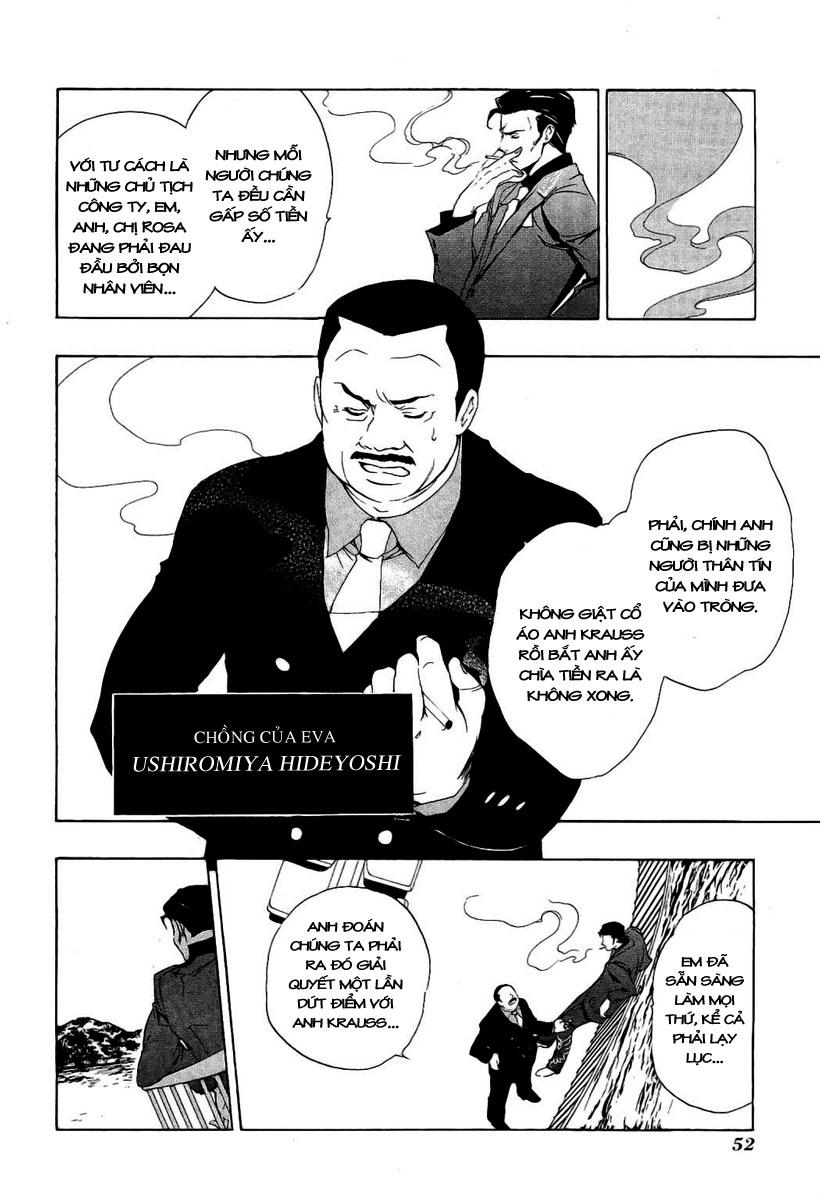 Umineko no Naku Koro ni Episode 3: Banquet of the Golden Witch chap 2 - Trang 2