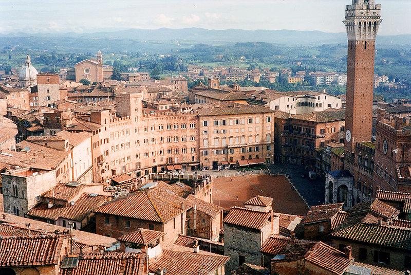 Italia, Toscana