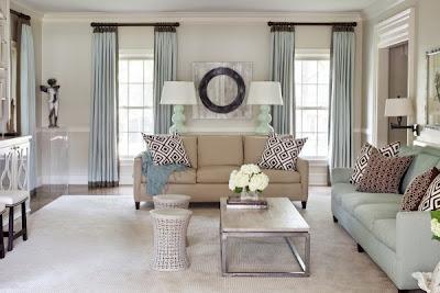 Interior Ruang Tamu3 Ide Desain Interior Rumah Gaya Minimalis