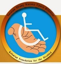 Jawatan Kerja Kosong Yayasan Orang Kurang Upaya Kelantan logo