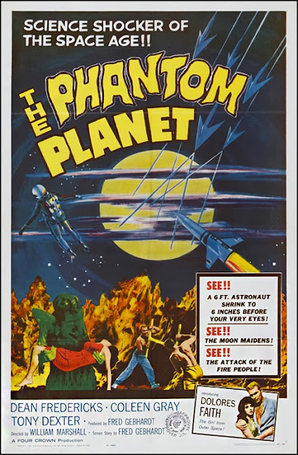 El Planeta Fantasma (The Phantom Planet) (1961)
