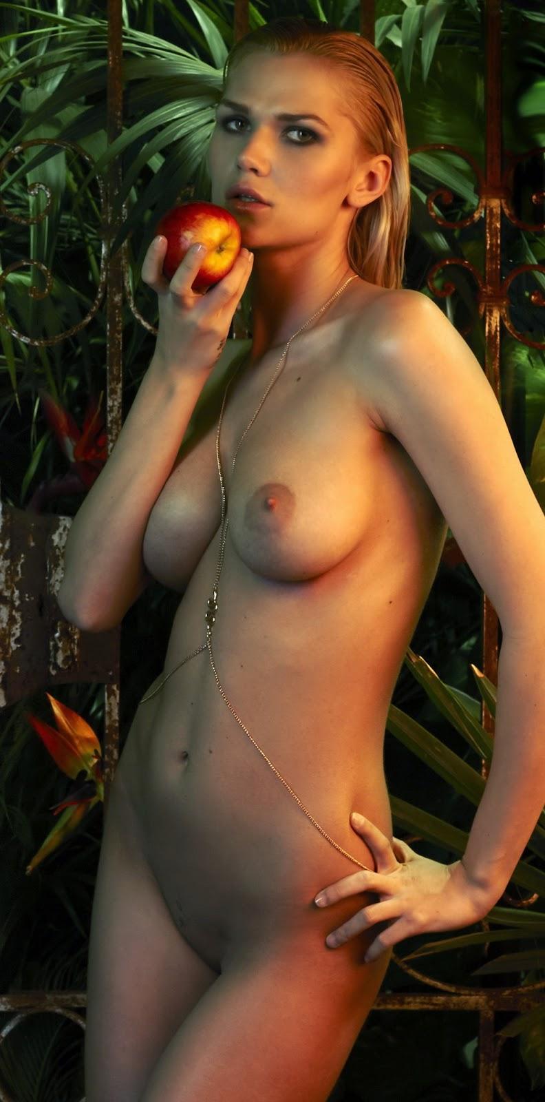 Series, Sara ashley nude think