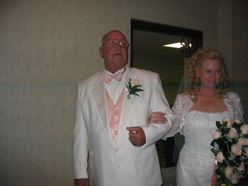 Lane gaddy wedding