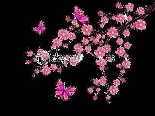 Tutoriais Trechy Brushes Flores E Arvores