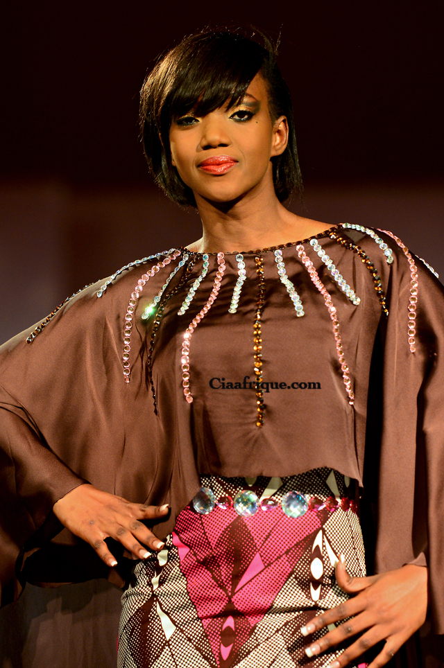 vlisco Fashion Show Cotonou 2012 : Eloi Sessou