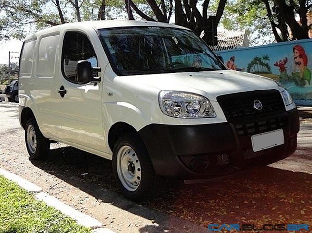 Fiat Doblò Cargo 2012 1.4 Flex