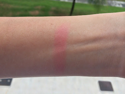 Tarte Blissful Blush Swatch