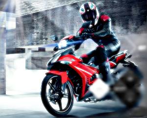 Motor Yamaha Jupiter MX King 150