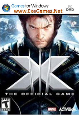 X Men The Official Game Highly Compressed Free Download