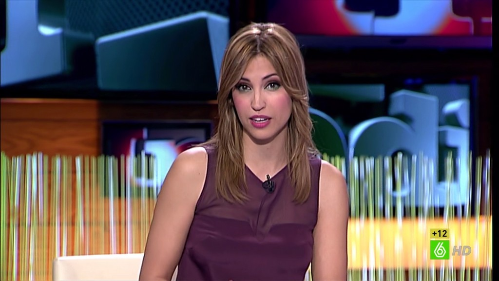 SANDRA SABATES, EL INTERMEDIO (18.06.13)