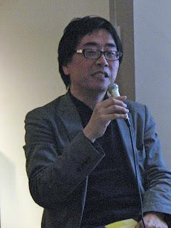 マガジン航[kɔː]の仲俣暁生さん