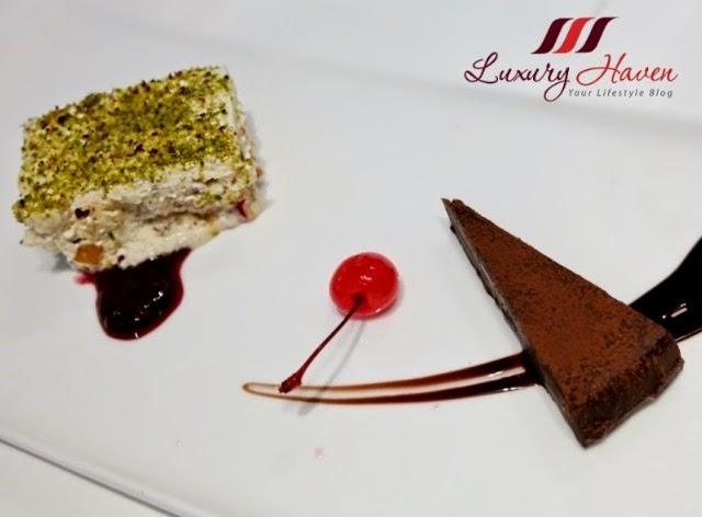 etna italian restaurant desserts review