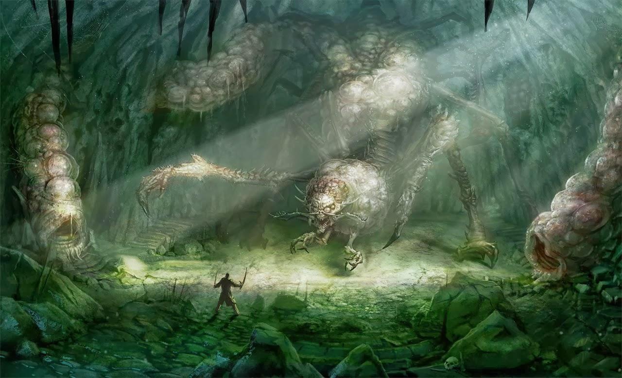 Risen 3 Titan Lords concept art