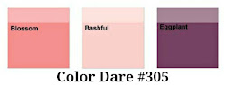 Color Dare #305 - Closes Thur Aug 23th
