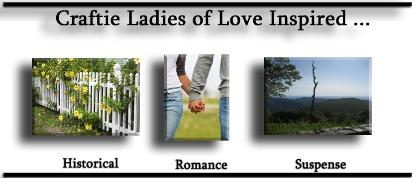 The Craftie Ladies of Love Inspired Romance