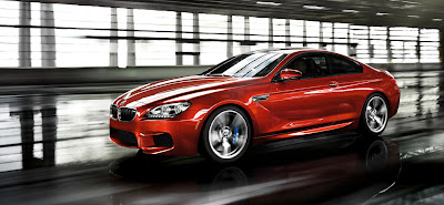 2013 BMW M6 Coupe Side