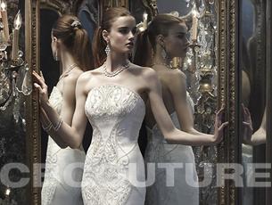 CB Couture 2014 gelinlik modelleri, 2014 gelinlik modelleri, gelinlik modelleri, balık etek gelinlik, kabarık gelinlik, dantelli gelinlik