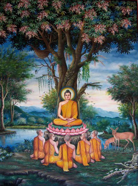 pohon Bodhi, pohon kehidupan