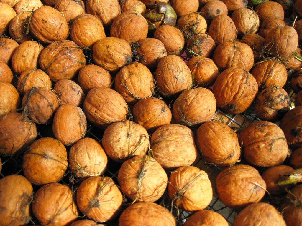 Maple-Candied Walnuts Recipe — Dishmaps