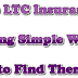 Free LTC Insurance Quote Using Simple Ways to Find Them