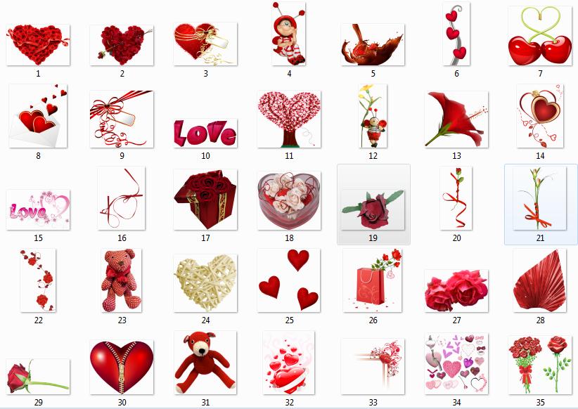Aşk Sembolleri