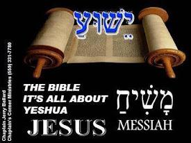 Trust in Jesus (Yeshua).