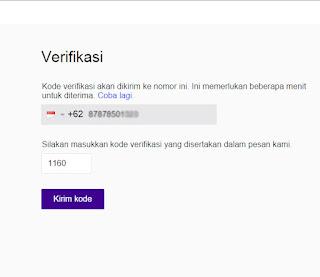 daftar email yahoo baru