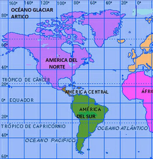 HISTORIA Y GEOGRAFA 2 AO GEOGRAFA DE AMRICA