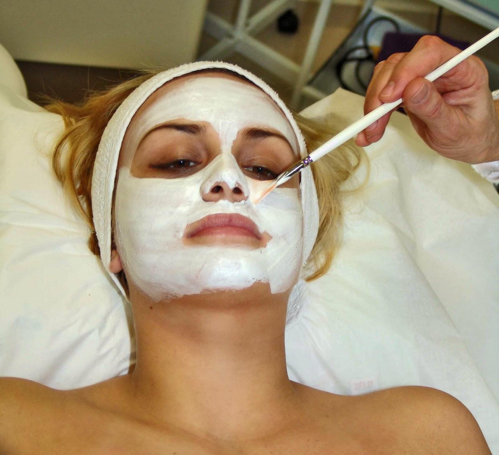 Perawatan kecantikan kulit wajah putih secara alami