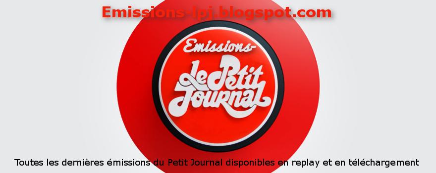 Emissions LPJ
