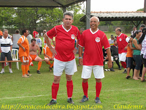 Claudemir e Claudio de Castro